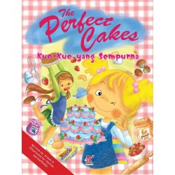 The Perfect Cakes (Kue-Kue Sempurna) Hard Cover